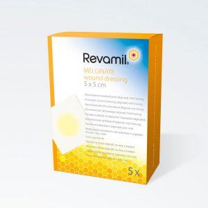 Revamil 5x5 Melginate Dressing