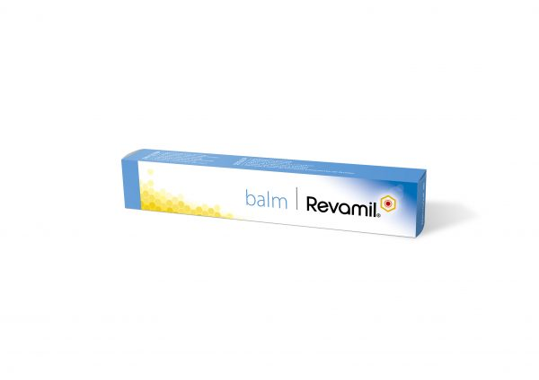 Revamil Honey Balm 50g Box