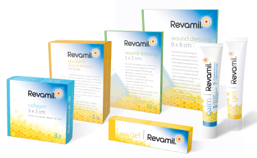 Revamil Wound Care