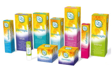 Dermagiq Personal Care Products