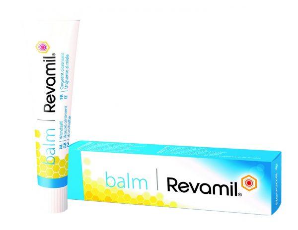 Revamil Honey Balm