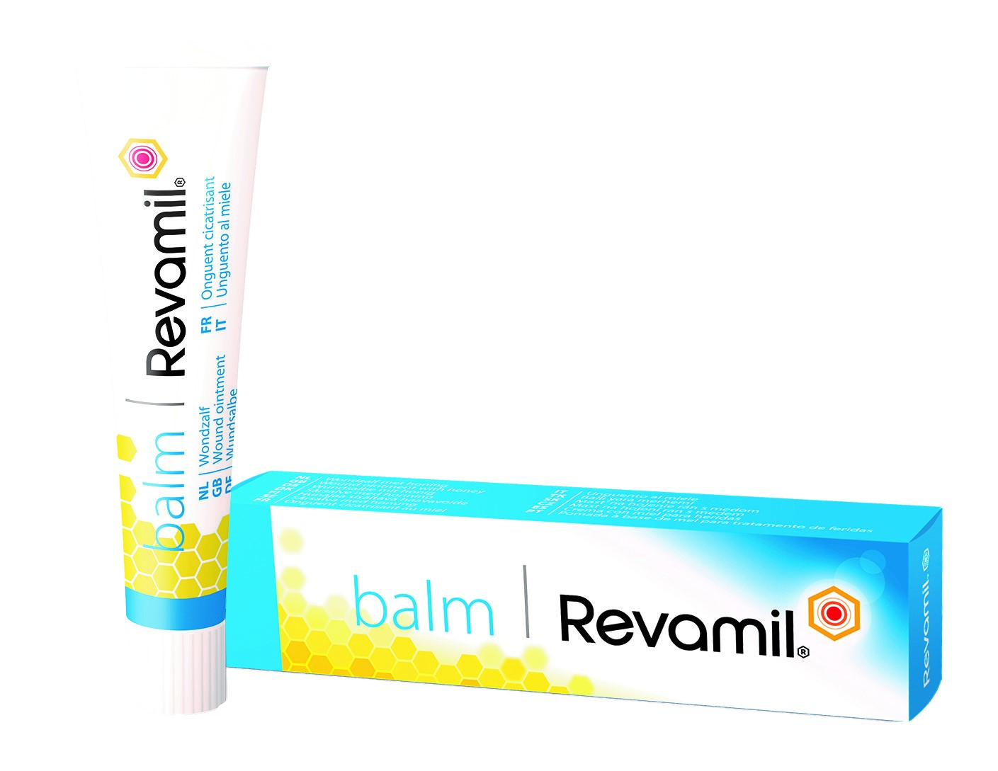 Revamil Honey Balm