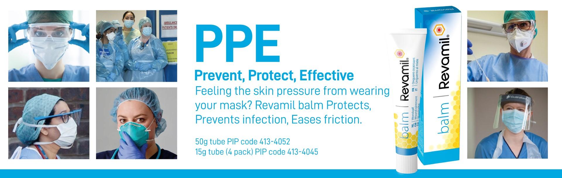 Revamil Balm - PPE